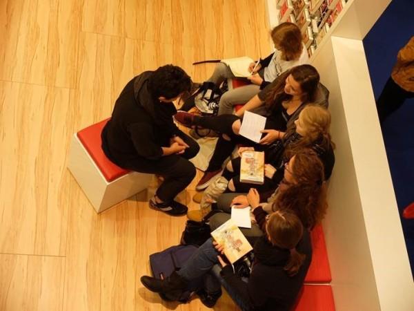 Buchmesse 2015 Nr. 3