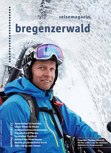 Reisemagazin Bregenzerwald
